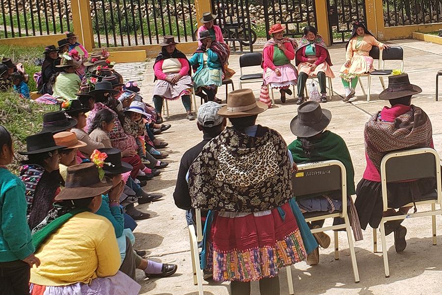 Atención Integral en Salud con enfoque de derechos, intercultural y de género en Perú