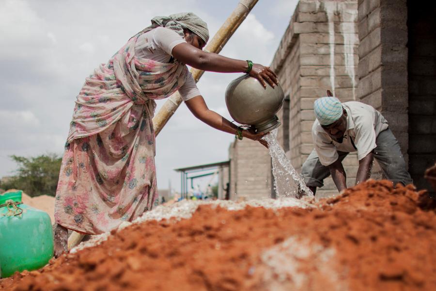 Mujer, India y el potencial de la educación para construir un futuro mejor