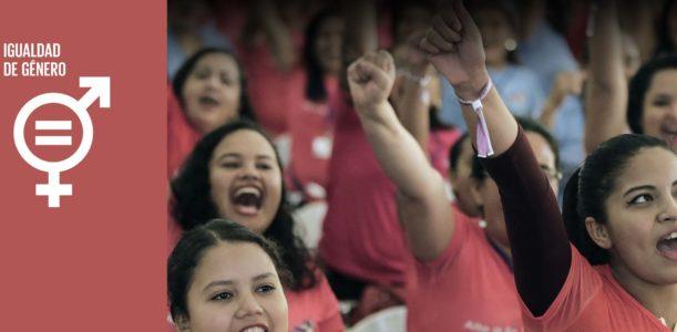 Presentación y coloquio Tejiendo Alianzas para la Igualdad de género